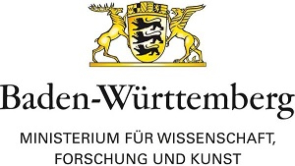 Funded by the Ministry of Science, Research and the Arts Baden-Württemberg within the framework of the sustainability financing of projects of the Excellence Initiative II